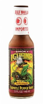 Smoky Iguana-Chipotle pepper sauce
