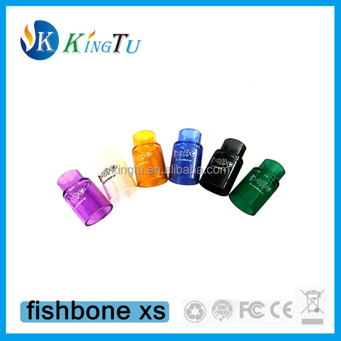 2015 best mechanical vaporizer fishbone xs rda cool design fishbone xs 1:1 clone fishbone xs rda in stock