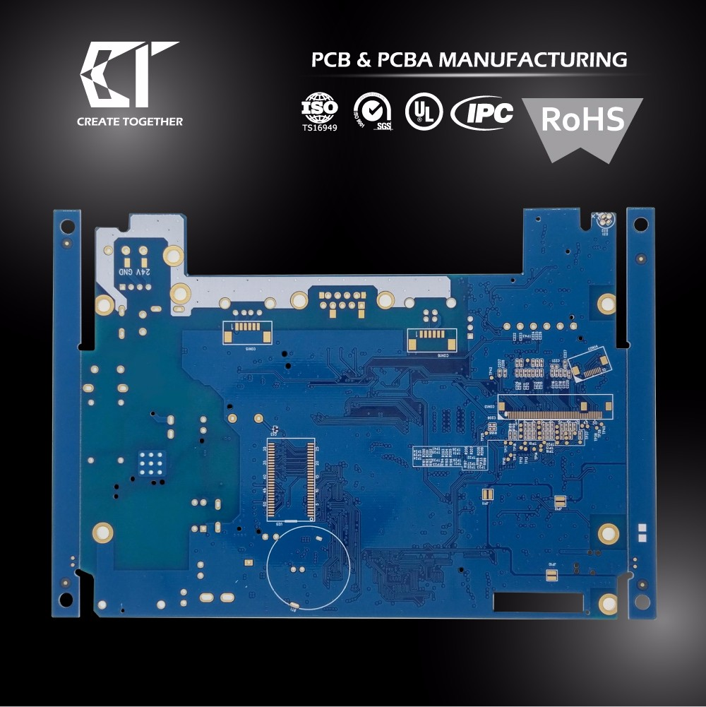 TAIWAN MADE OEM ODM 4 layer prototypes pcb printed circuit board