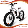SOBOWO S34-1 offroad ebike durable mountain moped bike/electric bicycle
