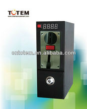 Automatic vending coin timer box