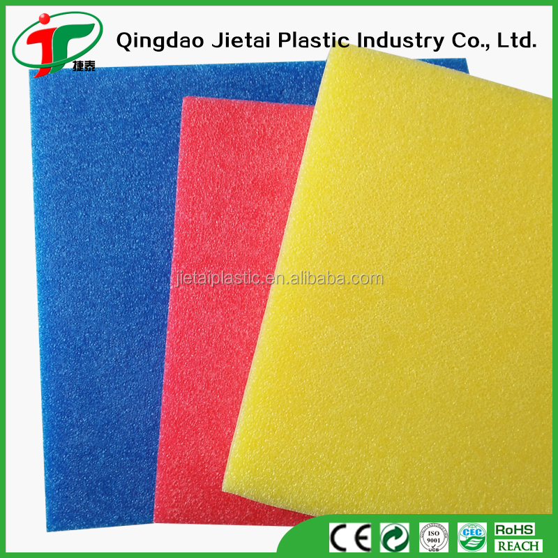 2016 hot sell Environmental and Eco-friendly material epe Foam Sheet