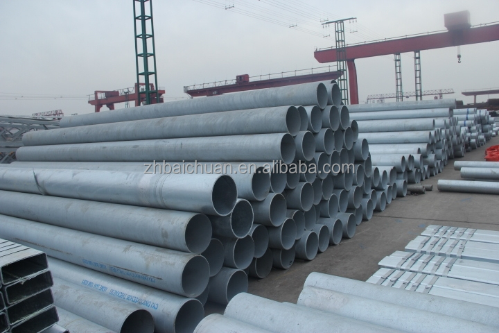 galvanized abs coated pipe