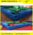 Kids snooker football billiard inflatable pool soccer table