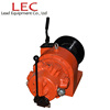 Rope Capacity 120m Wirerope 1 TON Mining Air Winch Pulling Equipment