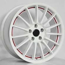 white Car alloy wheels rims , steel rins, 14'' 15'' 16'' wheel rims for sale 86979