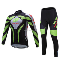 custom logo racing clothing motocross cycling jersey motorcycle long set