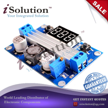 LTC1871 DC - DC Step-up Power Module 3.5V-35V Boost With LED Voltmeter