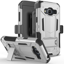 Alibaba Express Wholesale Smartphone Case New Premium Hybrid Hard Shield Heavy Duty Combo Case Holster for Samsung on 5