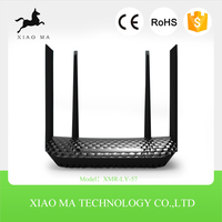 Hot Sales 300Mbps Wifi Router Password With Four antenna XMR-LY-57