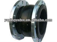 SINGLE SPHERE FLANGED END rubber Expansion Joint from china
