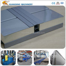 FRP EPS cheapest sandwich panel price with polyurethane PU available