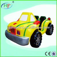2013 hot sells Lovely Electric Car hot kiddie rides electronic car two seats/double seats