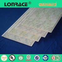 golden supplier pvc ceiling panels/tile in china