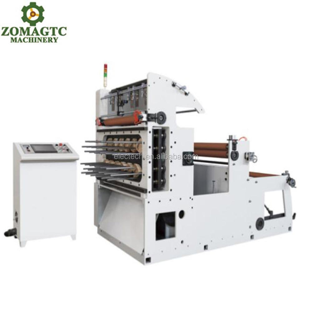 Fully Automatic High Speed Paper Cup Roll Die Cutting Machine