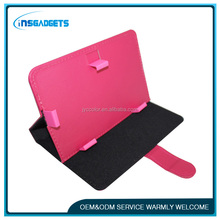 Universal Leather Case for Tablet PC 7 Inch, leather flip case