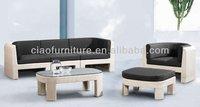 Outdoor/indoor 3 seater rattan sofa furniture