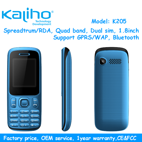 kaliho 2015 mini mobile phone dual sim quad band mini cheap phone