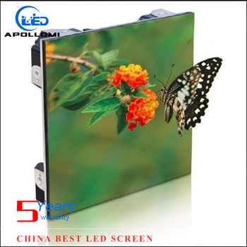 Apollomi best led display screen Indoor full color hd hot video P2.5 led display panel