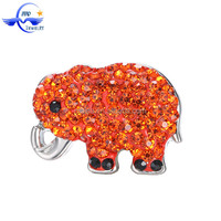 Jewelry Making Supplies Wholesale Elephant Shaped Fancy Magnetic Clasp For Bracelet Jewelry