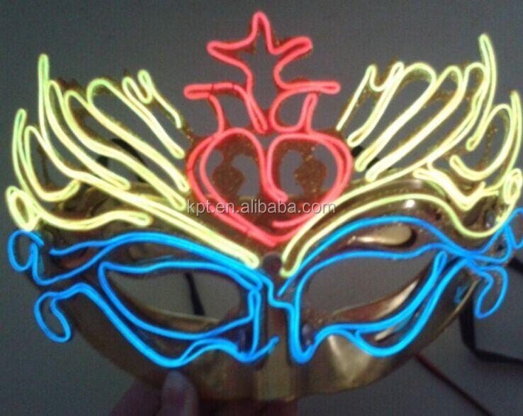 Arts And Crafts Decorative Lighting El Wire,Art Display Light El ...