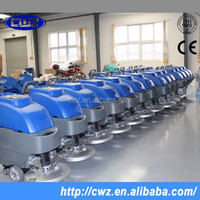CWZ hand held floor scrubber dryer with reasonable price