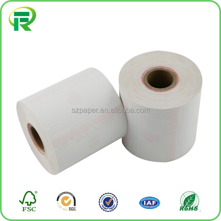 New product 2017 58mm thermal paper rolls manufactured in China