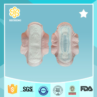 Wholesale Distributors Needed Mesh Top Sheet Sanitary Napkin OEM Brand