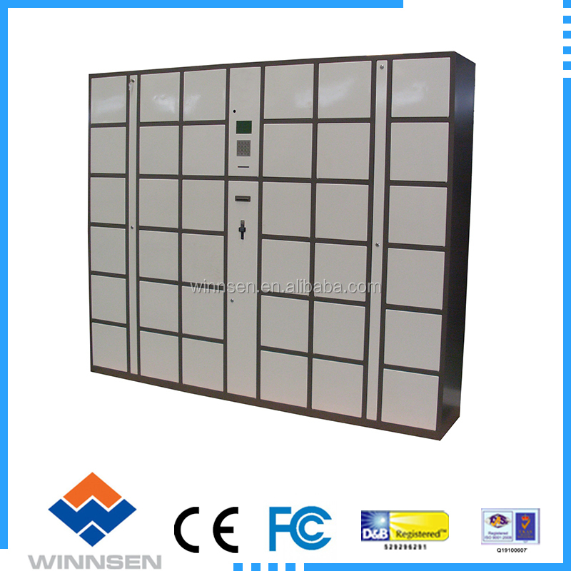 Pincode Cell Phone Charging Locker Cabinet, Mobile Phone Charger Locker