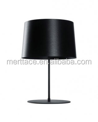 Twiggy shadeless table lamp