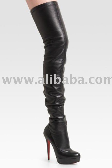2010 New Fashion Women dress boots, high heels over knee boots