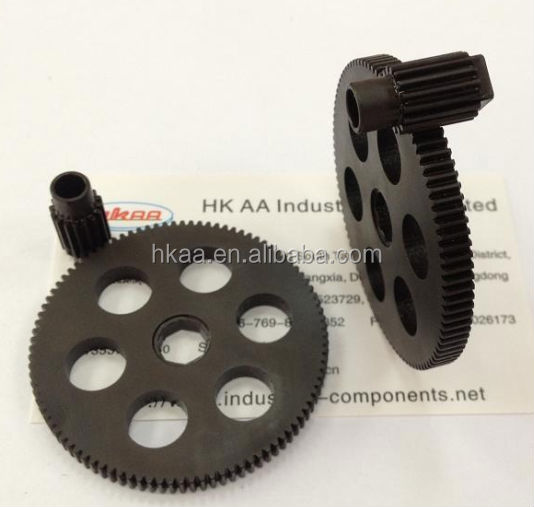 hhigh precision small industrial differential gear