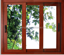 Wood Effect UPVC Door and Windows Made in China