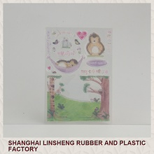pure alphabet theme shape transparent stamp clear stamps wholesale