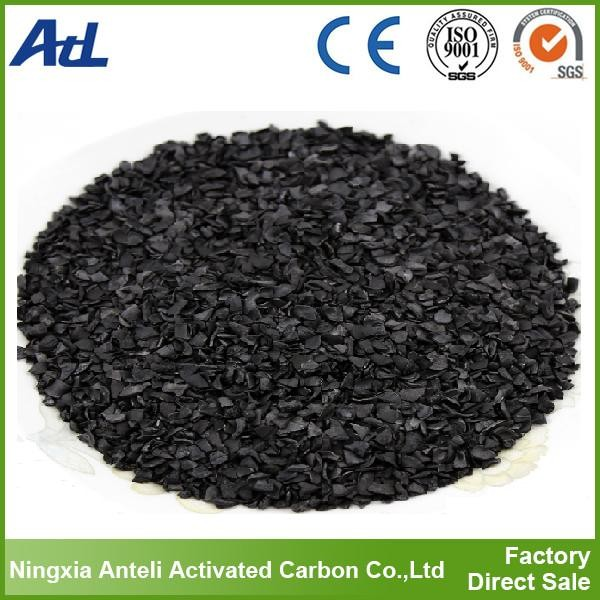 anthracite granular activated carbon for oil refinery