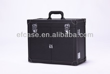 PROFESSIONAL BLACK HAIRDRESSING BEAUTY CASE FOR HAIR STYLIST