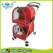 Reasonable price high quality twin pet stroller organizer from China