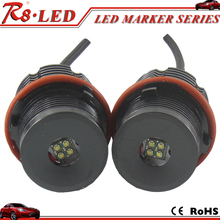 High quality 12V 20W led side marker lights ce rohs led marker angel eye led side marker for bmw e39