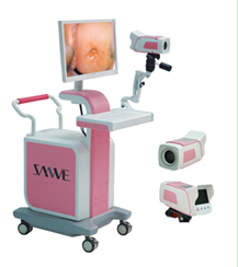 Medical machine supplier for Digital video Colposcope