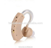 Hot selling Battery Powered Micro Digital Pocket Sound Amplifier Mini Ear Hearing Aid