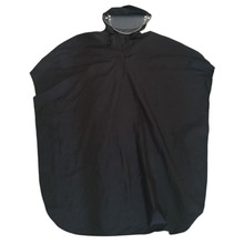 Double Hooded Polyester Pvc Rain Poncho For Motorcycle