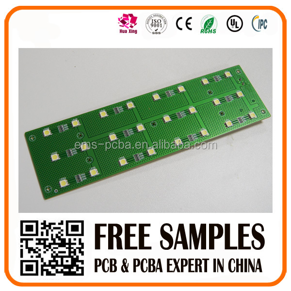 Emergency electronic circuits led pcb service pcb