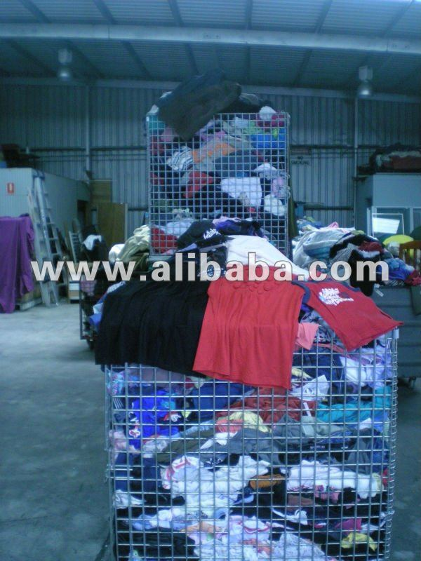 Bulk used clothes & Accessories