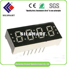 hot sale 0.8 Inch Four digit LED Digital Display China Silsmart factory