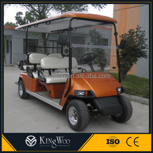 Popular Airport Use Electric Utility Buggy/Golf Cart With CE