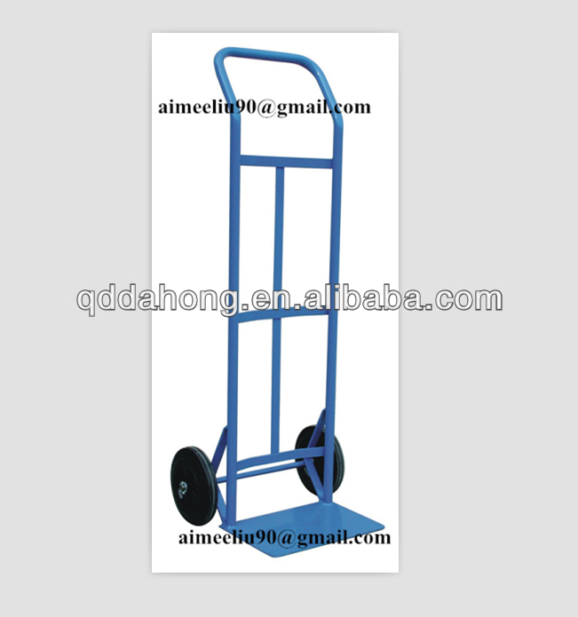 garden trolley solid wheels hand truck