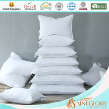 super soft 100% synthetic polyester hollow fiber fibre pillow/cushion inner manufacturer