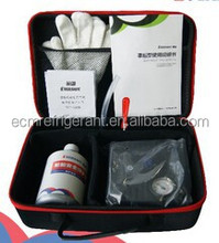 Tire Repair Tools with single bottle tyre sealant