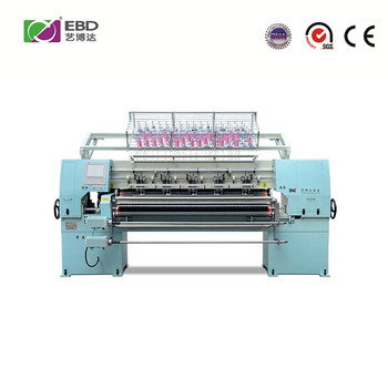 YBD64-2 64 needles computerized Multi Needle Quilting Machine For Mattress