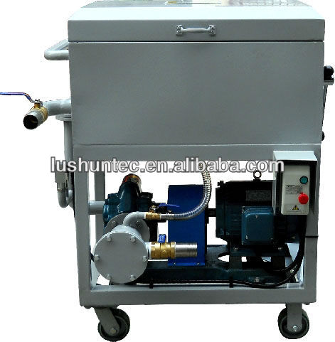 pressure used in transformer station/petroleum/chemistry oil filtration system / (special type) Portable Oil Filter(LY)